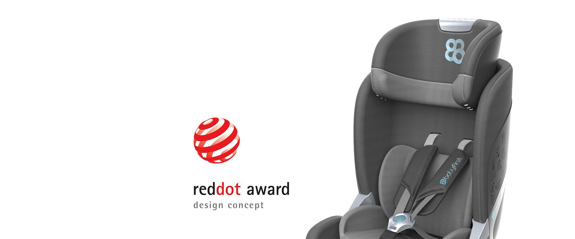 Smart Design Baby First R542 Won A Red Dot Design Concept Award
