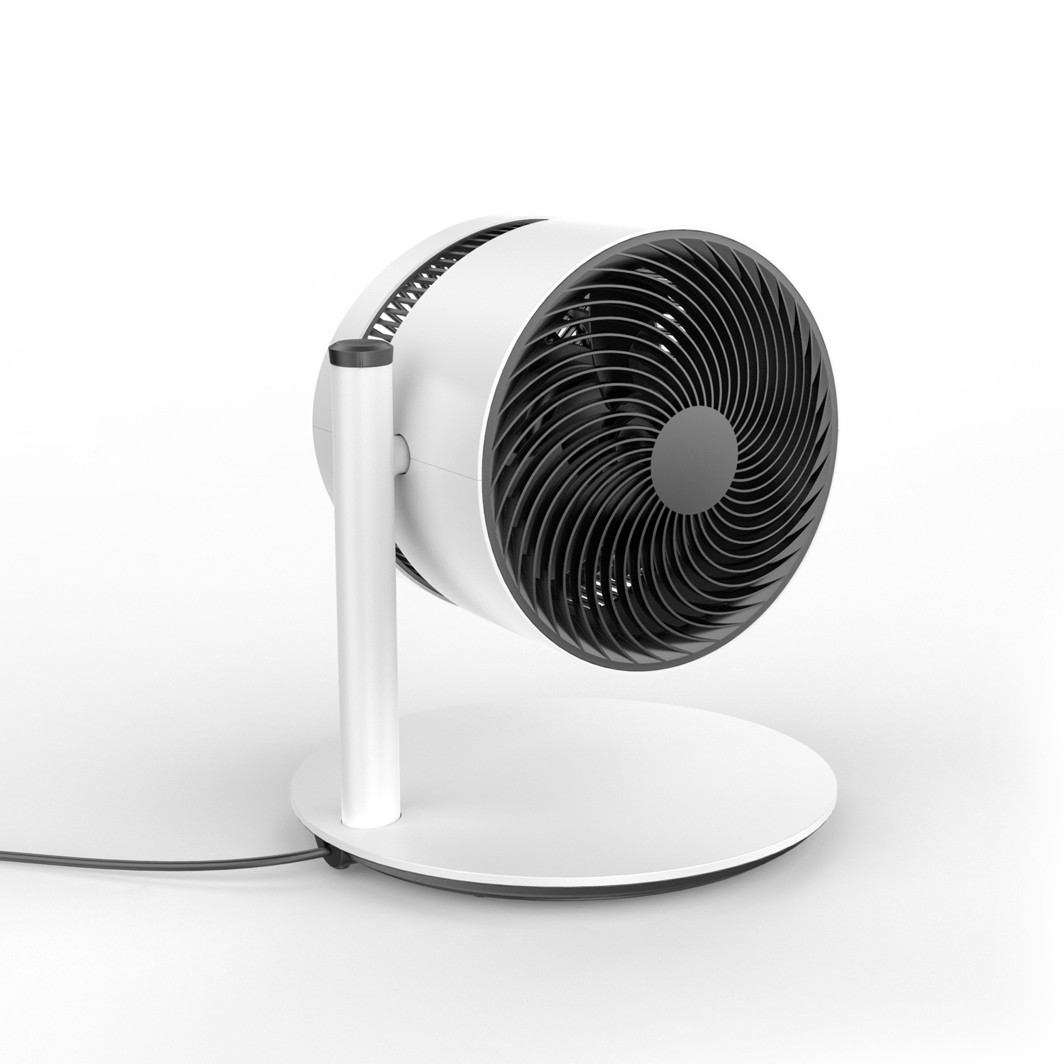 Industrial design render details of the new Boneco domestic fan range
