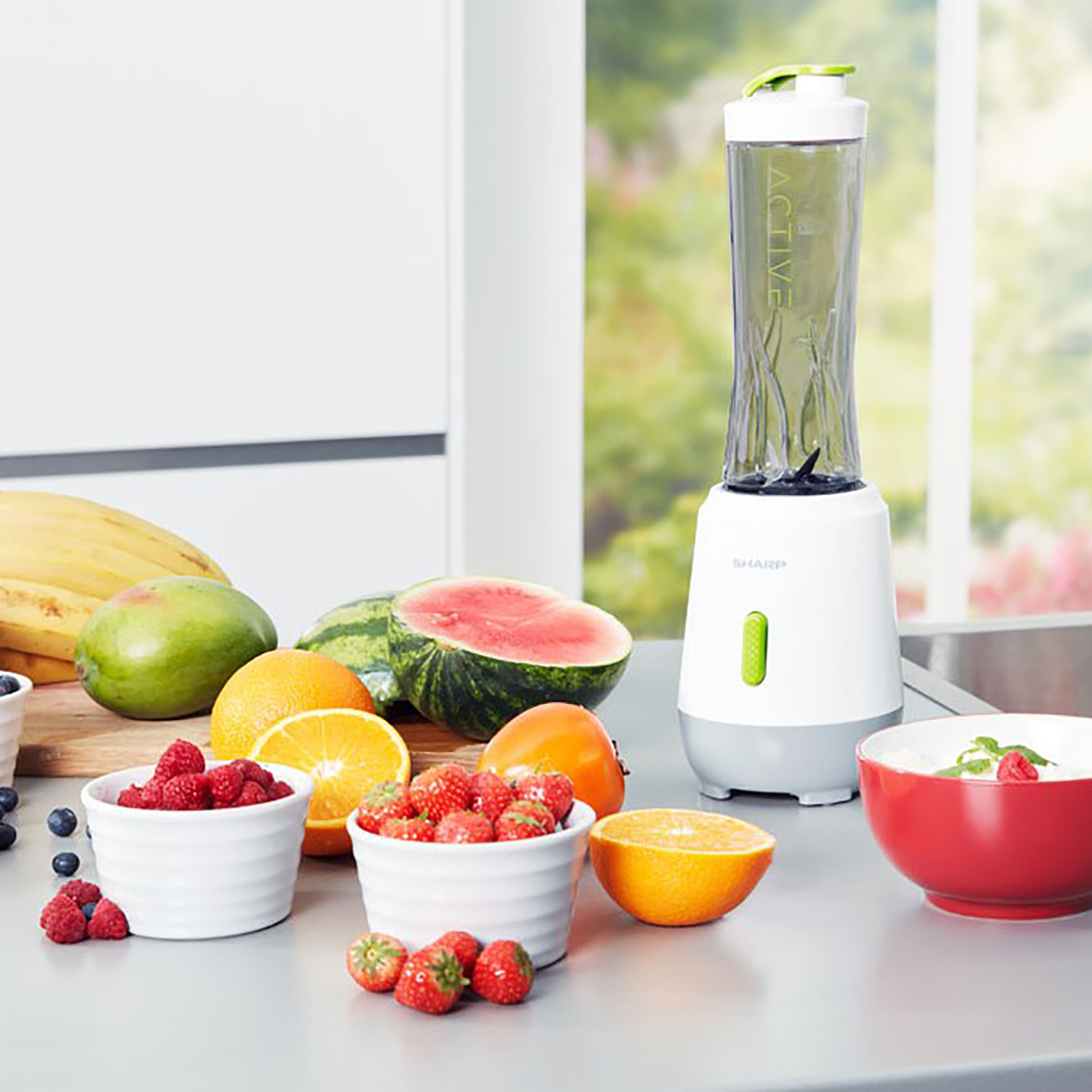 Design of the new Sharp SDA personal blender