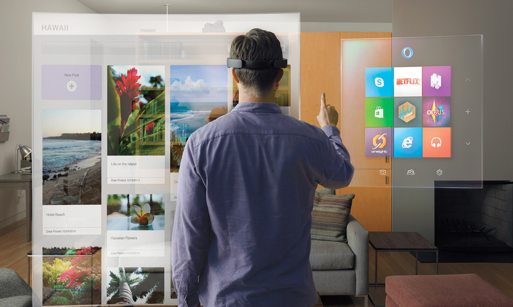 microsoft hololens a new interactive experience in mixed reality