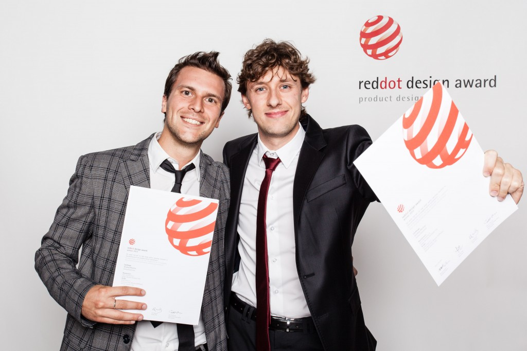 Studio Volpi wins Red Dot design award