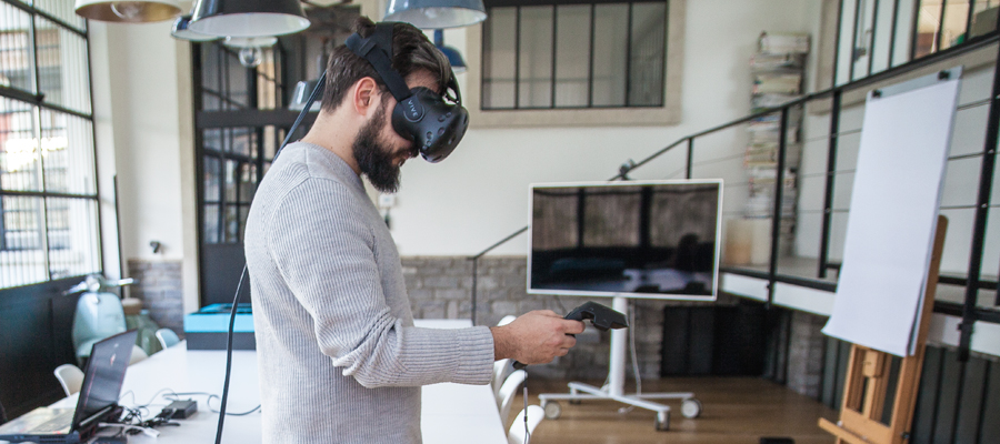Design in the virtual reality and augmented reality era
